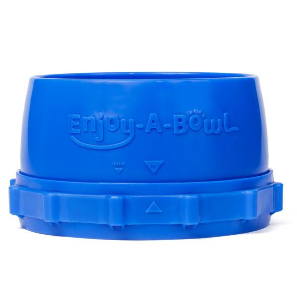 Enjoy-A-Bowl Blue Blue : One