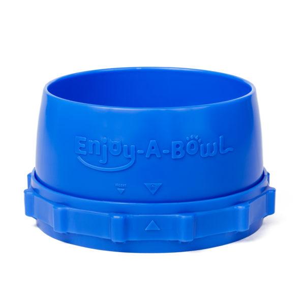 Enjoy-A-Bowl Blue Blue : Two