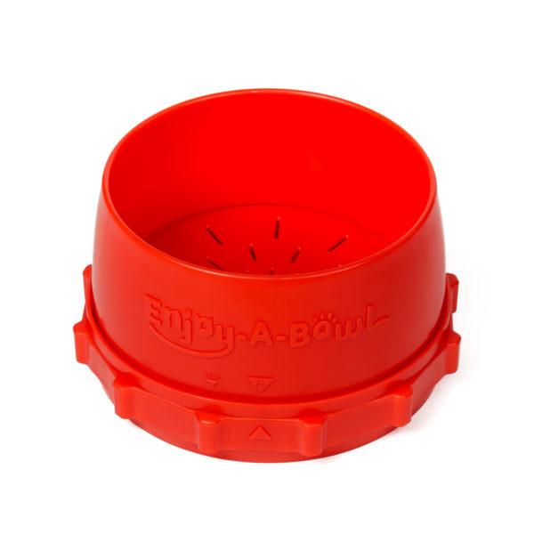 Enjoy-A-Bowl Red Red : Three